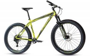 Airborne Griffin 650b+ Mountain Bike