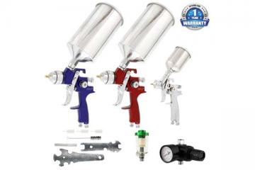 Best Spray Gun for Painting Cars