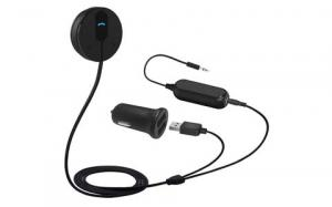 Besign BK01 Bluetooth 4.1 Car Kit Hands-Free Wireless