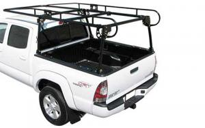 EAG Adjustable Truck Contractor Ladder Rack