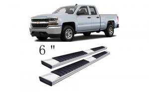 Gevog 6-Inch Aluminum Running Boards